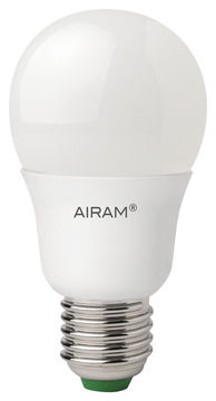 Airam Led 9,5W 28000K E27 3 step