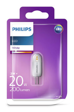 Philips Led 2W, 195LM (20W) G4, 3000K