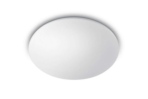 Philips Parasail ceiling lamp white 1x16W 230V IP44 2700K
